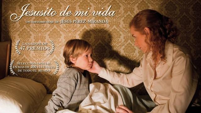 Jesusito de mi vida. Cortometraje español de Jesús Pérez-Miranda