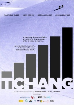 Tchang. Cortometraje cartel poster