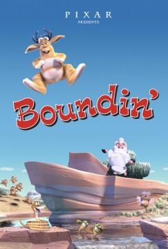 Boundin cortometraje cartel poster