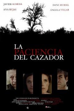 La paciencia del cazador cortometraje cartel poster