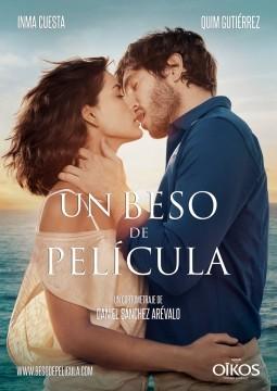 Un beso de película cortometraje cartel poster