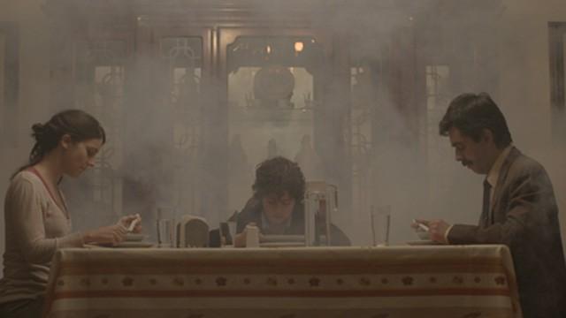 El humo denso que nos oprime el pecho