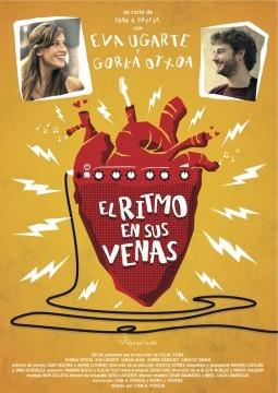 El ritmo en sus venas cortometraje cartel poster