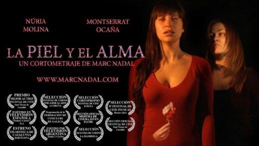 La piel y el alma. Cortometraje español y drama lésbico de Marc Nadal