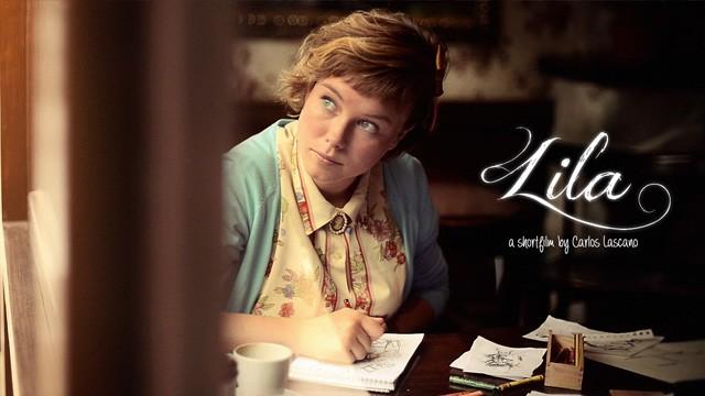 Lila. Cortometraje español de cine fantástico de Carlos Lascano