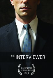 The Interviewer cortometraje cartel poster
