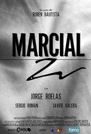 Marcial Z cortometraje cartel poster