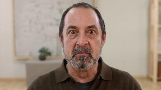 Marcial Z. Cortometraje español de Rubén Bautista con Jorge Roelas