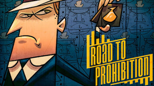 Road to prohibition. Cortometraje de animación de Javier Murciano