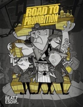 Road to prohibition corto cartel poster