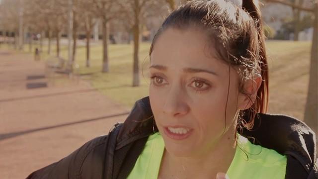 Runner. Cortometraje español de Herminio Cardiel con Mariam Hernández