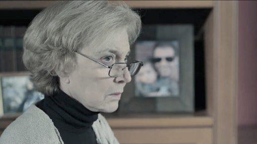 Silencios. Cortometraje español de Jesús Méndez con Marisa Paredes