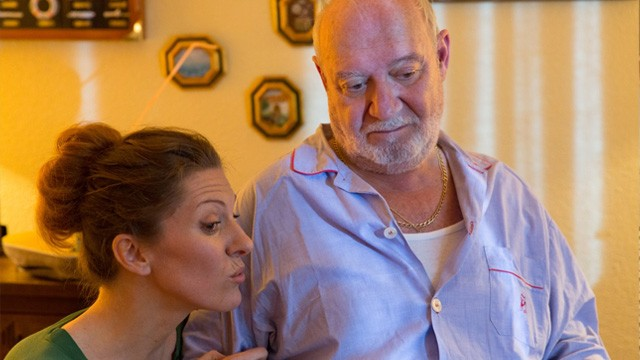 Te quiero, papá. Cortometraje español con Pepe Ruiz y Miriam Madrid