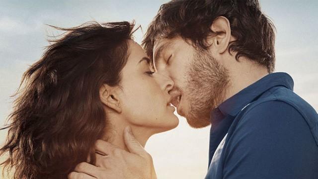 Un beso de película. Cortometraje con Inma Cuesta y Quim Gutiérrez