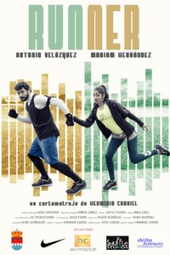 Runner Cortometraje cartel poster