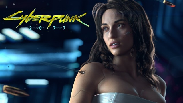 Cyberpunk 2077 Game Cinematic Teaser Trailer. CD Project Red