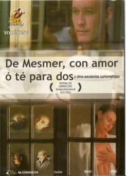 De Mesmer, con amor ó Té para dos cortometraje cartel poster