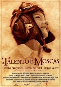 El Talento de las Moscas cortometraje cartel poster