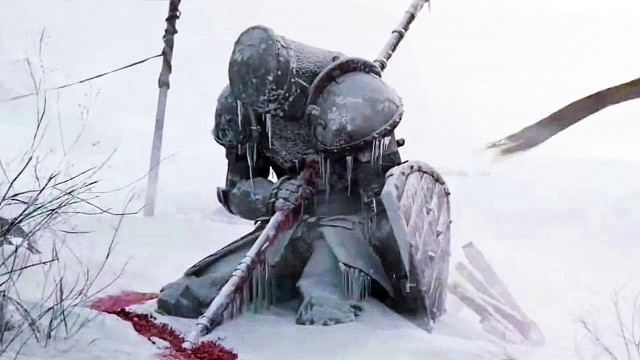 For Honor Game Cinematic Trailer. Videojuego de Ubisoft