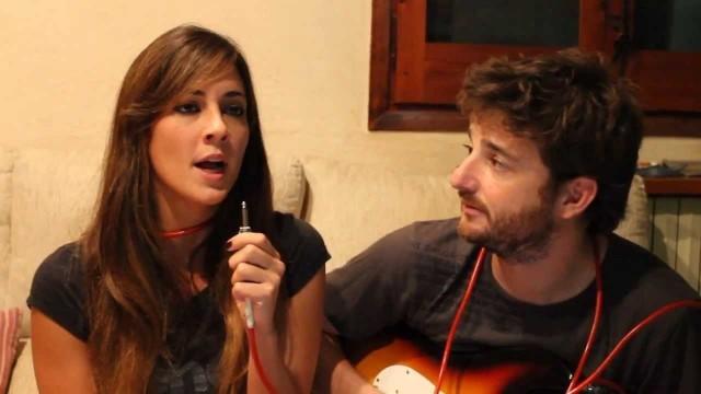 el ritmo en sus venas.Cortometraje español con Eva Ugarte y Gorka Otxoa