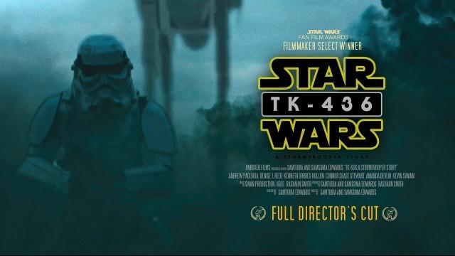 TK-436: A Stormtrooper Story. Cortometraje Fan Film de la saga Star Wars
