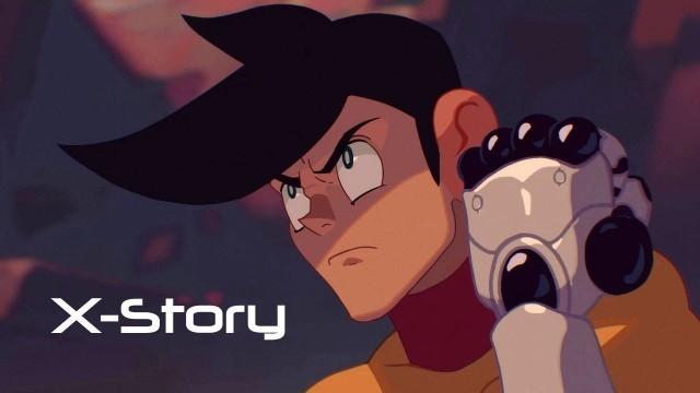 X-Story. Cortometraje ruso de animación dirigido por Vitaliy Shushko