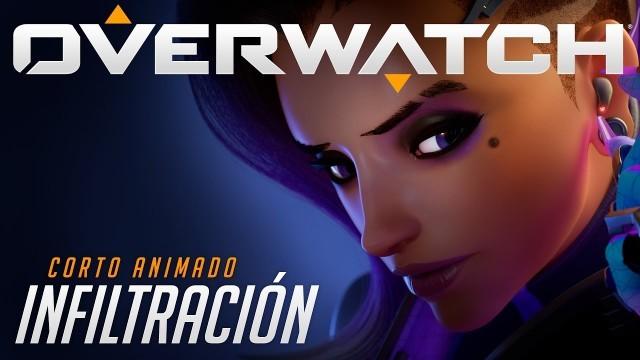 Overwatch: Infiltración. Cortometraje de animación de Blizzard