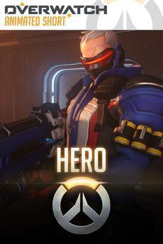 Overwatch: Héroe cortometraje cartel poster