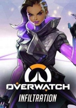 Overwatch: Infiltración cortometraje cartel poster
