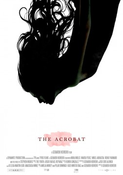 La acróbata cortometraje cartel poster