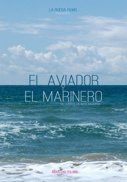 El aviador y el marinero cortometraje cartel poster