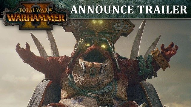 Total War Warhammer 2 Anouncment Game cinematic trailer