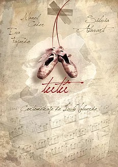Tutu cortometraje cartel poster