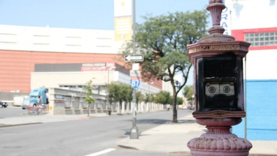 149th and Grand Concourse. Cortometraje stop-motion sobre Nueva York