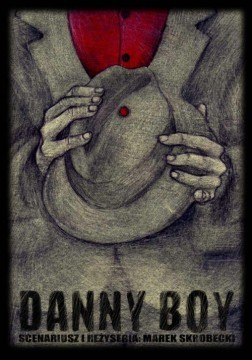 Danny Boy. Cortometraje cartel poster