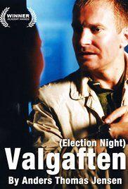 Noche de elecciones cortometraje cartel poster