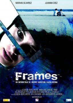 Frames. Cortometraje cartel poster