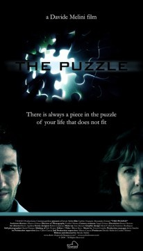 The Puzzle cortometraje cartel poster