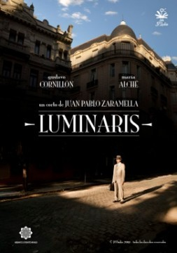 Luminaris Cortometraje cartel poster