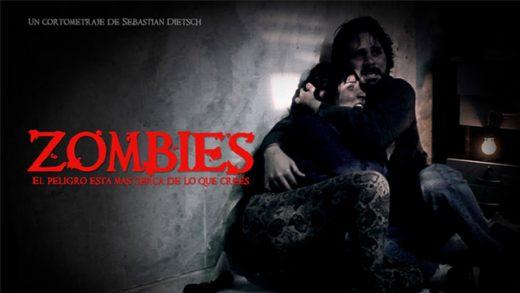 Zombies. Cortometraje argentino de zombis de Sebastián Dietsch