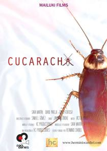 Cucaracha. Cortometraje cartel poster