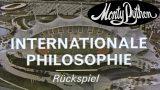 Monty Python: International Philosophy