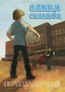 Garra Charrúa. Cortometraje cartel poster