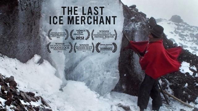 El último hielero. Cortometraje documental dirigido por Sandy Patch