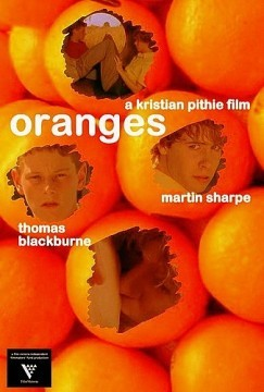 Oranges. Cortometraje cartel poster