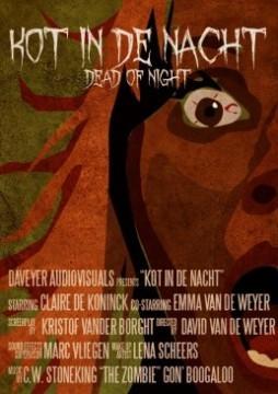 Kot In De Nacht cortometraje cartel poster