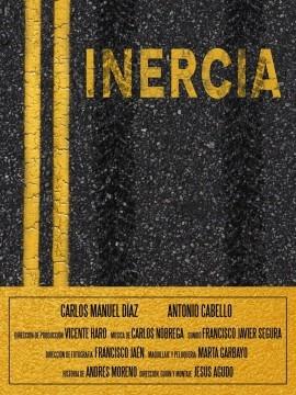 Inercia. Cortometraje cartel poster