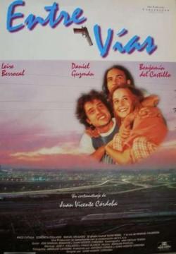 Entre vías cortometraje cartel poster