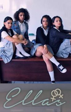 Ellas cortometraje cartel poster