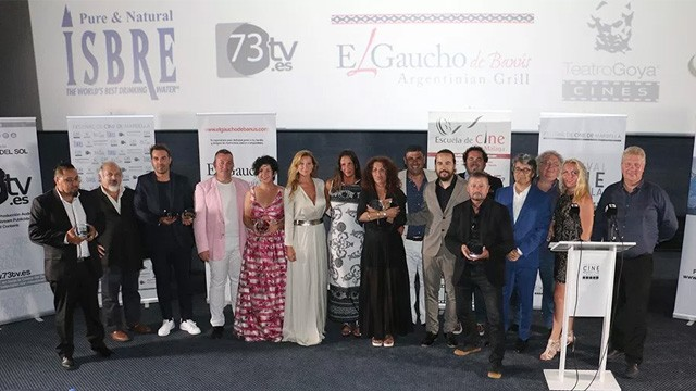 Festival de Cine de Marbella. Cortometraje The Fisherman
